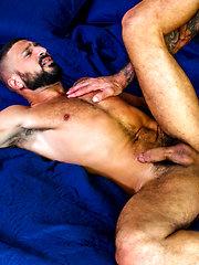 Mature hardcore anal fuck Drew Sebastian and Marco Napoli