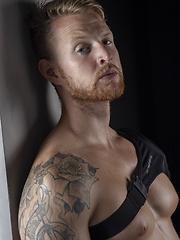 Maximilijano first shoot for malemodel