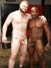 Aaron Trainer and Tucker Wilde fuck
