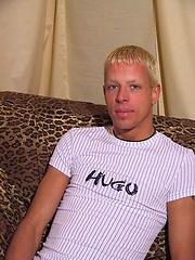 Blond Boy Big Cock