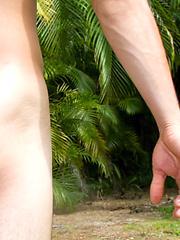 Darren and Shawn - BIG DICK Muscle Jocks Play Naked Football!