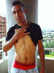 Hot 19 y.o. latin boy Damian