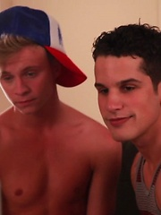 Up Close and Personal with Pierre Fitch and Max Ryder