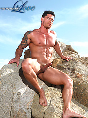 Rafael Carreras and Mitchell Rock Have Deep Sex