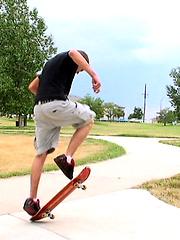 Skater Load