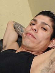 Tatted Skater Thug