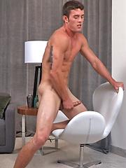 Hot college jock Pierce