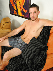 Two hot boys Corey Jakobs and Mark Hammer have sex