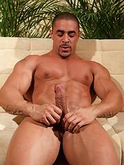 Eddie Camacho Muscle