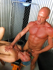 Older cock sucking and ass fucking