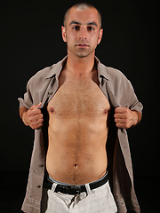 Vaughan stripping and jacking off