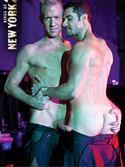 Fire, Snakes, and a Live Sex Show Starring Chris Daniels and Dean Monroe