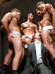 Trenton Ducati, Tommy Defendi, Adam Killian, Josh West & Angel Rock