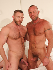 Shay Michaels and Chad Brock