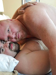 Billy Thorne and Taylor Michael