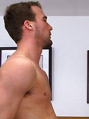 Straight Muscular Rich with a Massive 9 Inch Uncut Cock Fucks Dan Hard!