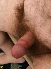 Fat hairy man Lance Wolfe