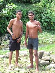 Omar and Kilo - Swallow My Load