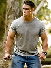 Muscle hottie - John Cena