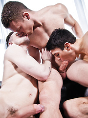 Colton Grey Takes Turns With Jake Andrews and Anthony Verruso