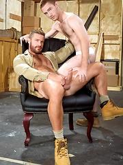 Landon Conrad & Seamus O'Reilly