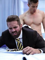 Dr Dani Examines Maikel. Starring Dani Robles & Maikel Cash