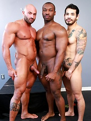 Next Door Ebony - Posing for Pleasure