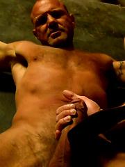 A Stimulating Fuck (Bareback). Chad Brock and Moran Black.