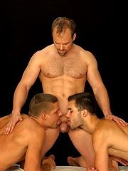 Arny, Alan and Mattias RAW - CZECH UP