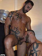 Hidden Cam with Xavi Duran and Antonio Miracle. Antonio Miracle, Xavi Duran