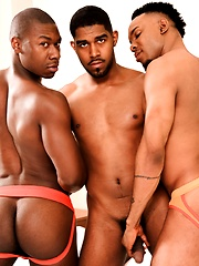 Diaon Starr, Damian Brooks, XL