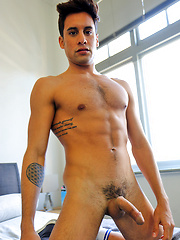 Come play with me and my cute mate Matias Toledo