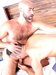 Damon Andros and Alex Mason
