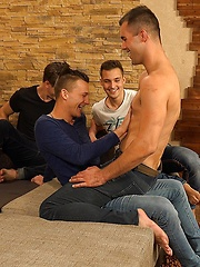 Wank Party 2016 #10, Part 1 - RAW