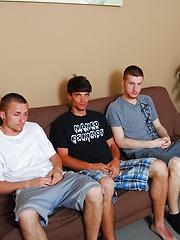 Jeremy, Josh and Darren