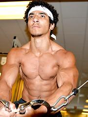 NEW Ripped Teen Fitness STUD Lorenzo Joseph