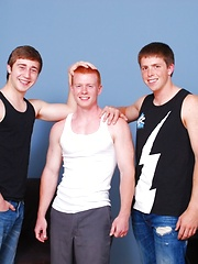 Spencer Todd, Brandon and Zane Tate