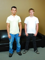 Ross and Liam Corolla