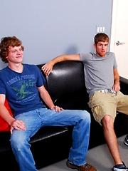 Max Flint and Blake Bennet