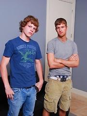 Blake Bennet and Max Flint