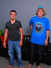 Ross and Duncan Tyler