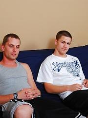 Matt and Jimmy