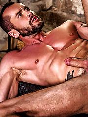 Marq Daniels Pounds Tyler Berg Raw