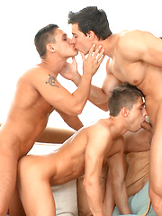 ALL STAR 3-WAY: Kris Evans, Jack Harrer and Vadim Farrell