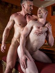 Tomas Brand Tops Cody Winter Bareback