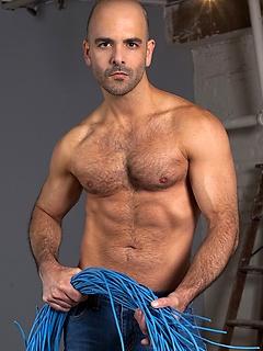 gay porn russo star Adam